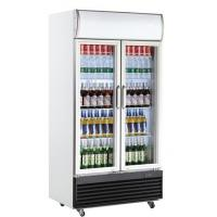Cheap Upright showcase LSC-800D Double Doors Upright showcase for sale
