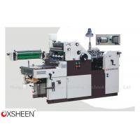 Cheap XH47SNP/56SNP/62SNP Single Color Offset Press with Numbering & Perforating for sale