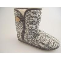 Snow Boots Cashmere Winter Super Warm Soft Indoor Women Snow Boot for sale