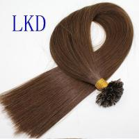 2016519133920Double Drawn U-Tip Hair Extenions Manufactures