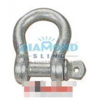 Cheap Commercial Galv. Bow Shackle European Type for sale