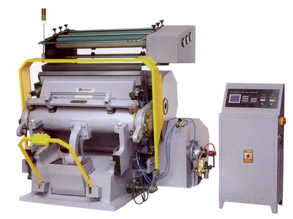 Quality MJTJ-2 Hot Stamping And Cutting Machine wholesale