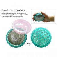 Pedicure File & Massager 1566