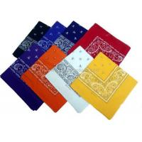 Cheap Custom designed handkerchief TH120425022 for sale