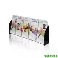 Cheap point of sale acrylic counter display Model:YY0013 for sale