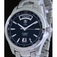 Cheap PRE-OWNED TAG HEUERLINK CALIBRE 5 DAY DATEModel: WJF2010.BA0592 for sale