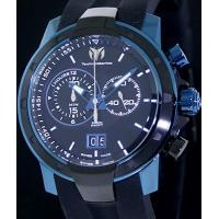 Cheap PRE-OWNED TECHNOMARINEBLUE PVD CASE & BLK DIALModel: 611004 for sale