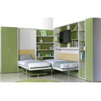 Cheap Multifunctional MDF Modern Wall Bed Furniture Single Size With Study Table for sale
