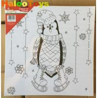 Cheap Christmas painting canvas frame set for sale