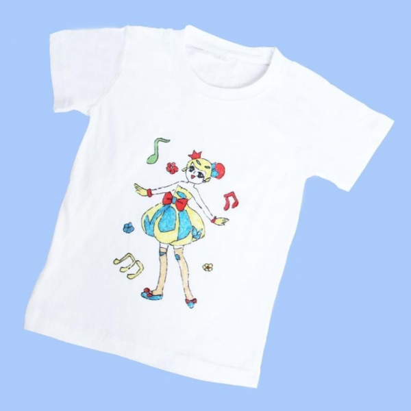 Quality Diy your own T-shirt with washable marker toy wholesale