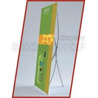 STEEL TABLE X-BANNER S-TX-E