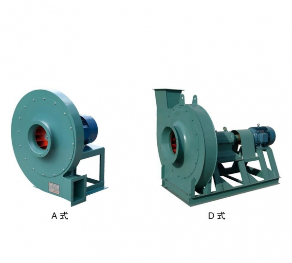High Pressure Centrifugal Blowers : September type high pressure centrifugal fan with