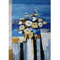 Buy cheap Abstract floral painting art from wholesalers