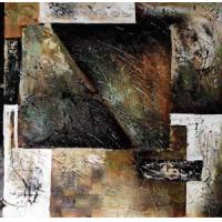 Buy cheap Decorative abstract oil painting from wholesalers