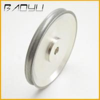 Cheap Full Round Bead 5-14mm Diameter Shaping Gem Polishing Electroplated Wheel for sale