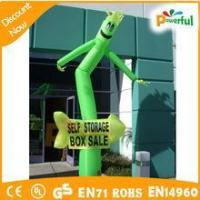 Cheap outdoor advertising inflatable promotion dancer for sale
