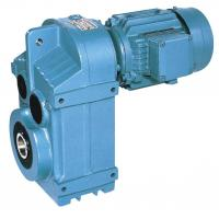 Cheap P series parallel shaft helical geared motor for sale