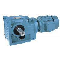 Cheap T series helical-bevel geared motor for sale