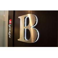 Acrylic Metal Reverse Lit LED Channel Letter Sign