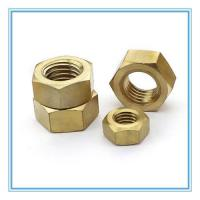 36 Hex head brass nuts Manufactures