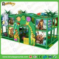 Buy cheap Toddler Jungle Gym For Shopping Center from wholesalers