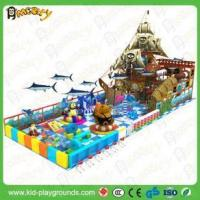 Buy cheap Pirate Ship Theme Soft Playground For Play Game Center from wholesalers