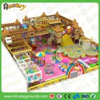 Buy cheap Castle Theme Soft Play Activity Center from wholesalers