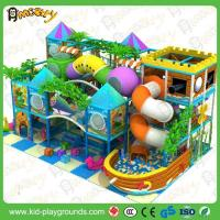 Buy cheap Funny Game Center Soft Play Land from wholesalers