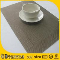 place mats woven placemat Manufactures