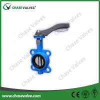 Cheap lugged type butterfly valve Class 125 Lug Type Concentric Butterfly Valve for sale