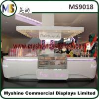 Cheap Customized Mall cupcake display kiosk for sale for sale