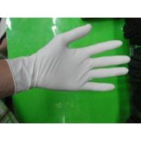Cheap Disposable hygienic products 50pcs Medical Exam Latex Powder Free Gloves for sale