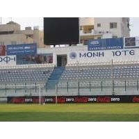 P16 Outdoor Perimeter Stadium LED Advertising Panel 16mm 8000 n