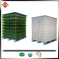 Cheap Bottle layer pad /Pa... Product: cans packing ,corflute sheet for bottle layer pad for sale