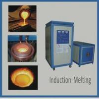 China hot selling induction heating machine for iron scrap on sale