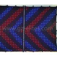 Beam Light LED Video curtain Manufactures