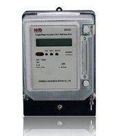 Cheap DDSY22 Single Phase Prepayment Static Watt-hour Meter for sale