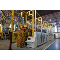 Cheap Germany. Mahler (Brazil) piston rings hard chrome automatic production line for sale