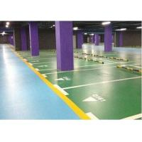 China Requirements of epoxy self leveling floor in construction temperature on sale