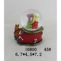 Cheap Polyresin Waterglobe Item no.:16800 for sale