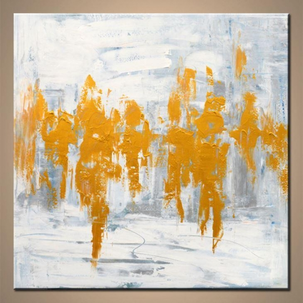 Large modern abstract art paintings for sale with for Modern abstract paintings for sale