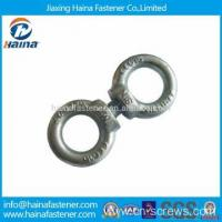 Stock DIN580 Galvanized Drop Forged Eye Bolts and Nuts