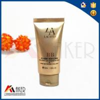 Cheap 30ml High Quality Personal Care Cosmetic LDPE Tube For BB Cream With Flip Cap for sale
