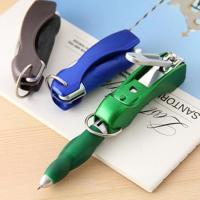 DRN-01 Ballpen with nail clipper Manufactures