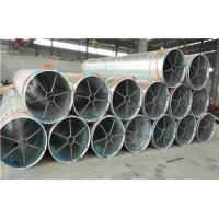 Cheap Hot Dip Galvanized Spiral Steel Pipes for sale