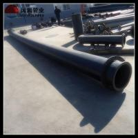 Cheap Abrasion Resistant Mine Tailings Pipe for sale