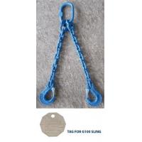 Cheap G80 CHAIN&COMPONENTS G100 Lifting Chain Sling for sale