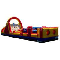 Cheap Inflatable obstacle course FLOB-A20015 for sale