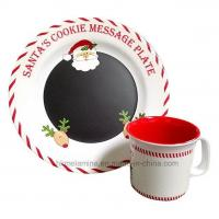 Christmas Melamine Dinnerware Set