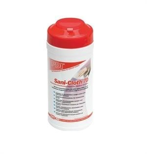 Quality Sani-Cloth 70 Alcohol Based Disinfectant Wipes wholesale